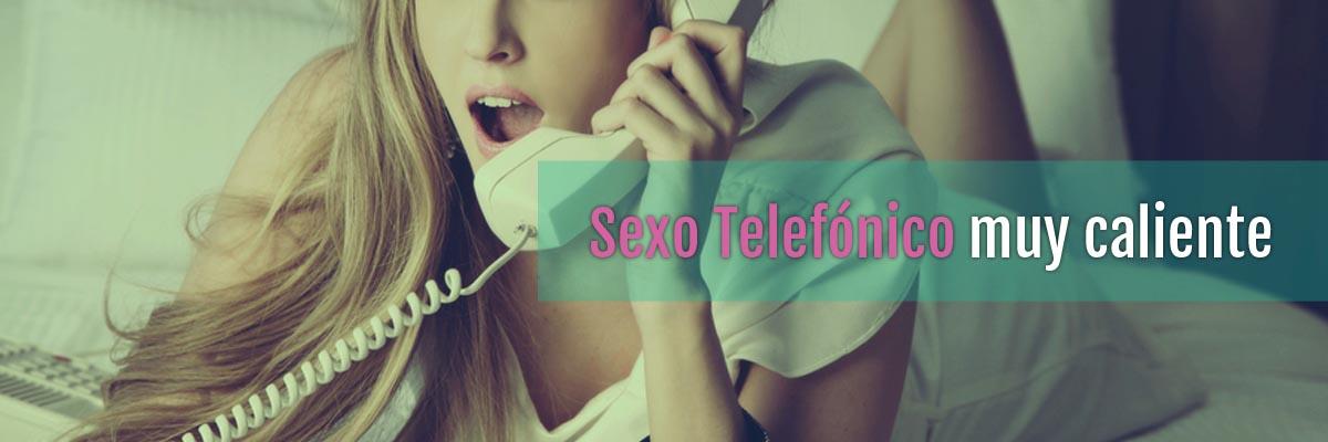 Sexo Telefónico en Lineas Calientes