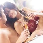 La relación entre el sexo y el alcohol