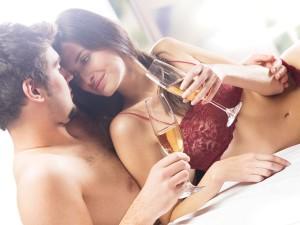 el sexo y el alcohol